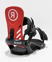 Ride Lx Brick Snowboard Bindings 2020