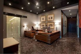 best office reception layout ideas with modern interiors and sliding glass doors