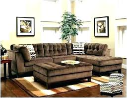 sofa living room ideas brown couches dark leather couch red