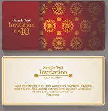 Sample Invitation Cards Invitation Card Free Vector Download 13 719 Free Vector