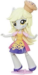 My Little Pony <b>Equestria Girls Мини</b>-<b>кукла</b> Кекс — купить в ...