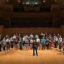 Концерт <b>Путеводитель по оркестру с</b> Wind Ensemble 14.12.2019 ...