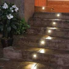 recessed outdoor led step lights decor ideasdecor ideas led recessed can lights