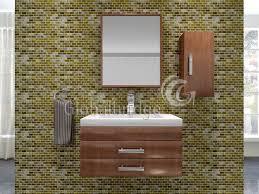deep brown classic glass mosaic tile wall decoration antique mosaic tile 4sil506
