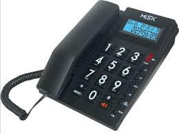 classic design big on phone corded