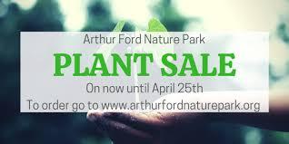 Arthur Ford Nature Park Plant Sale - London Environmental Network