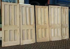 six panel doors six panel doors rustic 2 interior flat panel closet doors