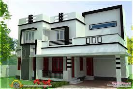 modern roof design kenya flat roof 4 bedroom modern house kerala home design and