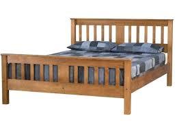 King Slat Bed Frame Wooden – hellochain.info
