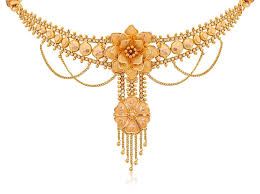 Gold Cheek Necklace Design 25 Beautiful Bengali Jewellery Designs Wiseshe
