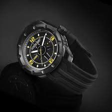 black swiss watch wryst ultimate es40 extreme sports ultimate black swiss watch for men swiss made limited edition
