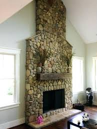can you put a tv above a fireplace stone fireplace with tv mounting a over