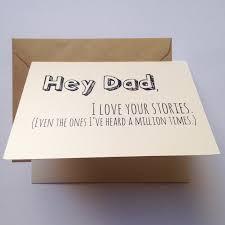 Birthday On Day Card Dad Card Father S Day Card Dad Birthday Card Funny