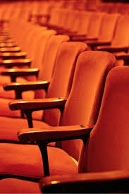 Theatre Seating Charts Portland Seating Chart