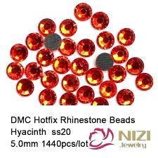 decorative glass gems hyacinth rhinestones for nails diamonds shiny nail art stones in whole glas