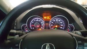 Acura Tl Dash Lights 09 10 11 12 13 14 Acura Tl Tpms Light Troubleshooting Tire Pressure Monitoring System