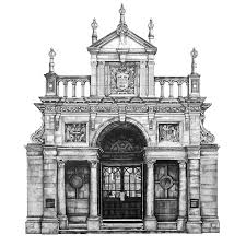 Wonderful Architecture Buildings Drawings Intricate Of Oxford Univerisity Pinterest To Innovation Design