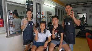 บพเพสนนวาสฮต หนมสาวเชยงใหมตดผมเลยนแบบละครดง 77