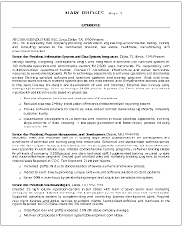 Cio Cover Letter 5 Best Photos Of Chief Information Officer Cover Letter