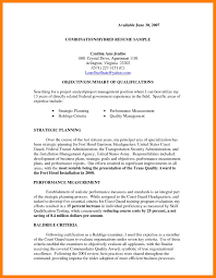 11 Hybrid Resume Examples Mla Cover Page