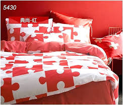 southwestern quilt patterns red bedding sets southwestern style quilt patterns new arrival black and white quilt cover brief style white red bed