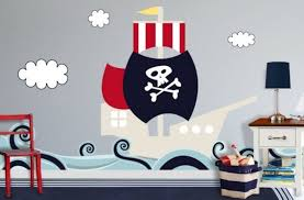 colorful pirate wall decor collection wall art ideas dochista pirate wall decor