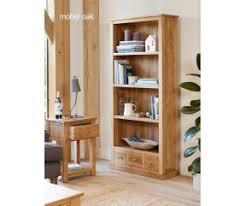 office storage units. Mobel Oak Large 3 Drawer Bookcase Office Storage Units
