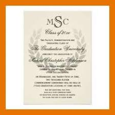 Graduation Announcements Template 9 10 College Graduation Announcement Template
