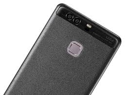 huawei p9 grey. huawei p9 plus leather case grey