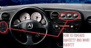 acura rsx type r interior. how do we change the bulbs inside interior accruise control acura rsx type r i