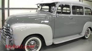 1951 Chevrolet Pickup Carry All (video 1) - MyRod.com - YouTube