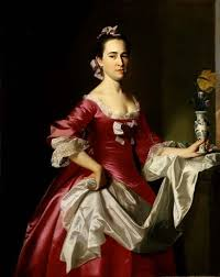 musings from the millinery revealing the truth about th century  slide show image citations eunice dennie burr by john singleton copley 1758 60 st louis art museum via wikicommons the romps by william redmore biggs