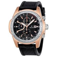 bulova casual diamonds men s watch 98e109 diamond bulova bulova casual diamonds men s watch 98e109