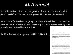 Ppt Mla Format Powerpoint Presentation Id 2199287