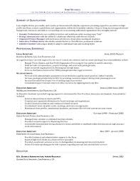 retail assistant resume summary cipanewsletter customer assistant resumes template