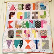 Best 25+ Alphabet quilt ideas on Pinterest | Baby quilt patterns ... & Spotlight: I Spy the Alphabet Adamdwight.com