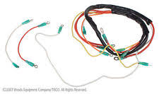 ford n volt conversion 8nl10301 wiring harness ford 8n tractor side mount distributor 12volt conversion