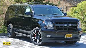 2019 Suburban Color Chart 2019 Chevrolet Suburban Premier With Navigation 4wd
