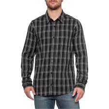 Icebreaker Compass Flannel Shirt For Men Save 44