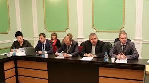 Контрольно счетная палата Брянской области приняла участие в  soc comit 14 11 17 Аудитор Контрольно счетной палаты
