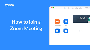 How to Join a Zoom Meeting - YouTube