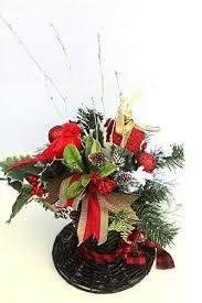 top hat christmas decor centerpiece snowman hat holiday table décor christmas arrangement fl