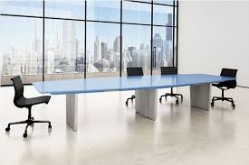 contemporary glass office. Contemporary Glass Top Conference Tables Office