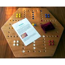 Wooden Aggravation Game Cherry Wood Aggravation Board Game 56