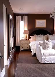 brown and black bedrooms