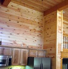 Small Picture interior wood paneling Knotty Pine Wall Paneling New Home