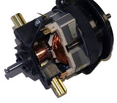 oreck xl and u series genuine replacement motor oem 09 75505 01 oreck motor detail view 1