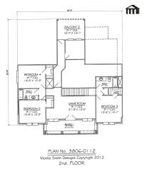 Small 5 Bedroom House Plans Plan No 3806 0112