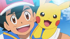 HALLO, PIKACHU!   Folge 1 von Pokémon Reisen: Die Serie - YouTube