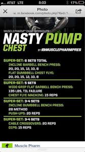 nasty chest pump mp best chest workout chest workout routine chest workouts